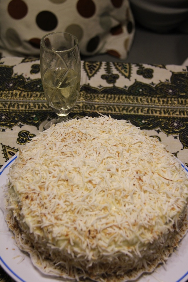 coconut cake blog