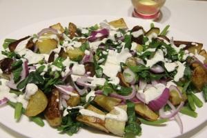 potato salad - fb