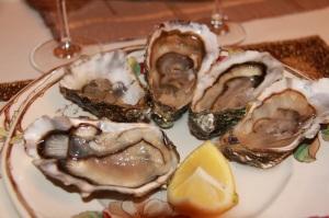 yummy oysters