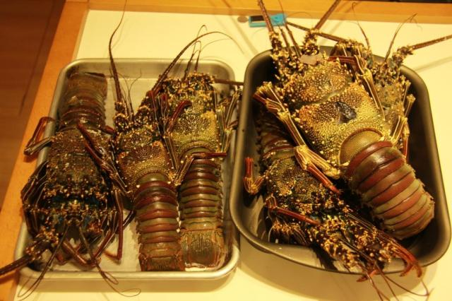 lobster delivery at Neiafu