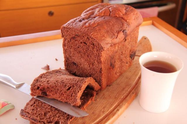 mexican chocolate bread
