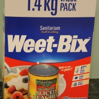 Aussie breakfast food: Weet-Bix and what to do with leftovers