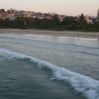 A flying visit to Coffs Harbour