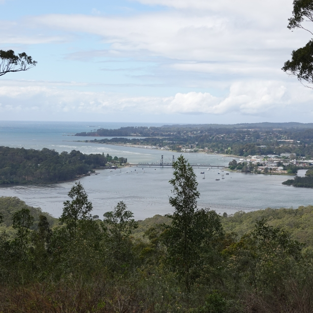 Holmes lookout, Batemans Bay, NSW